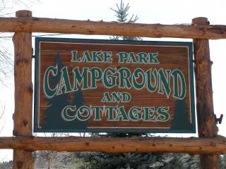 Lake Park Campground and Cottages - Black Hills and Badlands vacation rentals