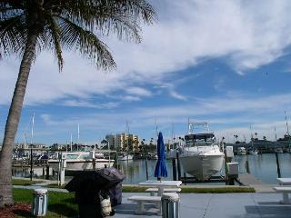 Madeira Beach Yacht Club 175-D Beautifully Remodeled Waterfront - Madeira Beach vacation rentals