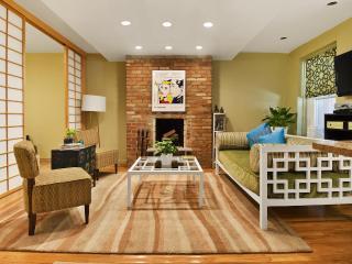 Grand Garden Duplex Apartment - New York City vacation rentals