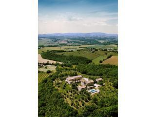 Montecastelli Aerial View - Vacation Villa with a Pool at Montecastello in Siena - Siena - rentals