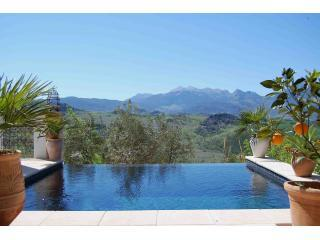 1. Dar Hajra Pool - An exquisitely beautiful mountain villa near Ronda - Ronda - rentals