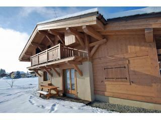 Jardin Alpin - Gorgeous Ski Chalet, Megeve, France - Les Carroz-d'Araches vacation rentals