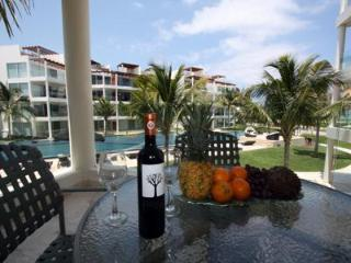 Caribbean Beach Rental with Beach Club - Caracol - Playa del Carmen vacation rentals