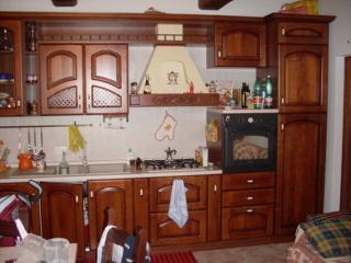 Monticchiello Kitchen - Tuscan villa between Pienza Montepulciano Siena - Monticchiello - rentals