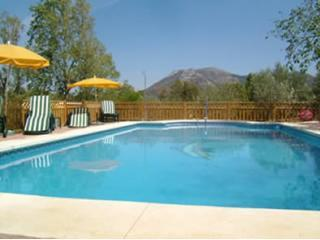 10m Pool at Walnut Farm Holiday Cottages - Two Holiday Cottages Andalusia Malaga Spain - Antequera - rentals