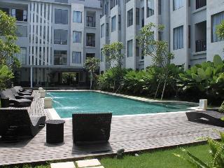 LUXURY ONE BEDROOM APARTMENT IN UMALAS RESIDENCE - Kuta vacation rentals