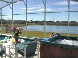 Private Pool & Hot Tub - Lake View - Pet Friendly 4 Bed Room house with Private Pool, H - Kissimmee - rentals