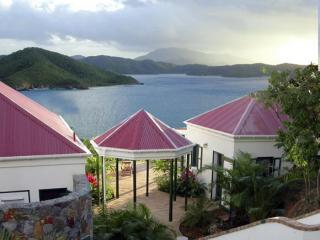 Overview of Astral Ridge - Astral Ridge: private pool & spa, ocean view - Coral Bay - rentals