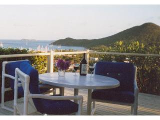 The Boulder House - Incred. views + Free Vehicle! - Virgin Gorda vacation rentals