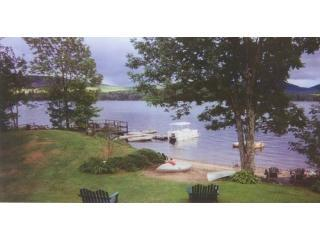 Burke\'s Cottages on Indian Lake - Beach & Dock picture - Burke's Cottages on Indian Lake - Lakeside Cottage - Indian Lake - rentals