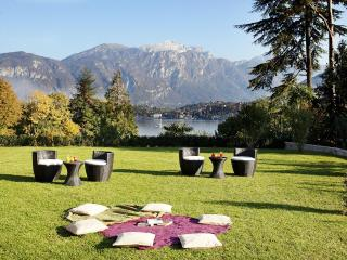 Tremezzo Residence (Apt 6) Extended garden home - Como vacation rentals