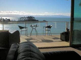 Arrow Rock Waterfront Apartment - Nelson - Upper Moutere vacation rentals