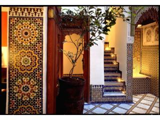 riad9:  Centrally Located, Chic + Intimate - Sefrou vacation rentals