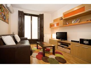 LIVING AREA - Third floor  in Ministriles art Sq. - Madrid - rentals