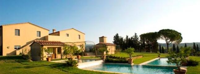 Maremma Villa Grande | Villas in Italy, Venice, Rome, Florence and Paris - Image 1 - Grosseto - rentals