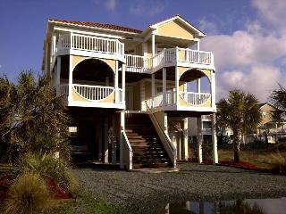 5BR OceanView - heated pool, game room & bikes!! - North Carolina Coast vacation rentals
