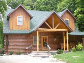 Beautiful Log Cabin - Bloomington vacation rentals