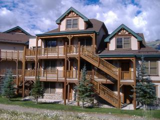 Exterior photo - Fantastic Mountain Views from Private Hot Tub! - Breckenridge - rentals