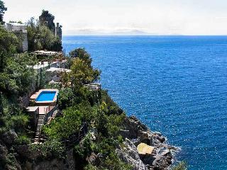 Unique, luxury Villa la Madonnina Amalfi coast - Furore vacation rentals