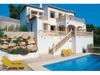Vista al Mar Jávea, great sea view, aircon & pool - Costa Blanca vacation rentals