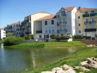 Vue avec lac.JPG - 3 bedroomed apartment Next to Disneyland Paris - Bailly-Romainvilliers - rentals