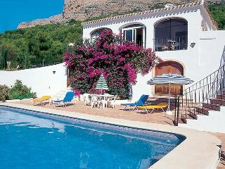 Villa Carls Jávea, pool, air-con, wifi, great views - Els Poblets vacation rentals
