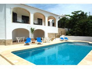 Villa Nido Jávea, sea view, air-con, wifi & pool - Teulada vacation rentals