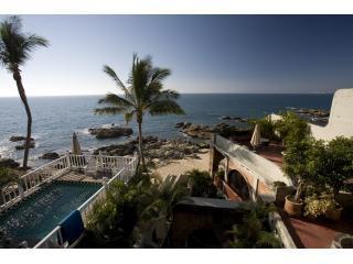 View - Vida Sol - Casa Tres Vidas - Beachfront Villa - Puerto Vallarta - rentals