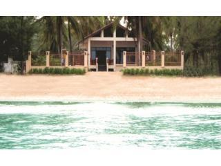 Beachfront, Free Maid service, Families & Friends Split Cost, In House Spa, Delicious Food Delivery - PRANBURI BEACH FRONT HOUSE WITH PRIVATE POOL - Hua Hin - rentals