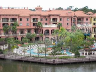 Exterior - Wyndham Bonnet Creek, inside Disney gates! - Orlando - rentals
