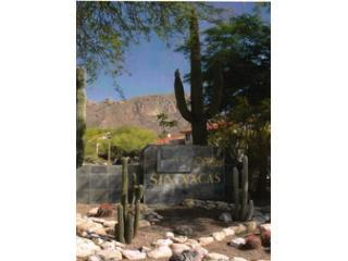 The Cactus Villa at Rancho Sin Vacas, Catalinas - Tucson vacation rentals
