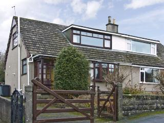31 PLANTATION AVENUE, pet friendly, with a garden in Arnside, Ref 3766 - Cartmel vacation rentals