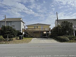 P.R.'s Retreat, 501- N Anderson Blvd, Topsail Beach, NC, - Topsail Beach vacation rentals