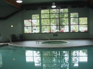 mgc hot tub.JPG - MORNING-GLORY COTTAGE - Parksville - rentals