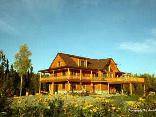 6BR/6BA Creekside Lodge-near fishing/sightseeing - Wasilla vacation rentals