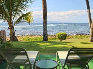 Charming House with 1 BR, 2 BA in Lahaina (Puamana 46-3 (1/2) Superior OF) - Lahaina vacation rentals