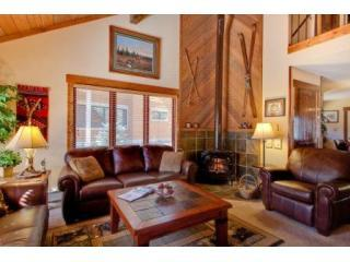 Luxury Living Room - Luxury Home, Ski in/out, Hot tub - Breckenridge - rentals
