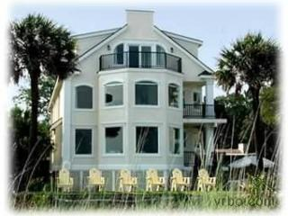 Majestic Oceanfront Vacation Home 8 bed 8.5 bath - Hilton Head vacation rentals