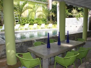 Palm Cottages - The Pool Cottage - tropical oasis - Isla de Vieques vacation rentals