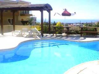 2 Bed, 2 Bath Apartment with Sea & Mountain Views - Peyia vacation rentals
