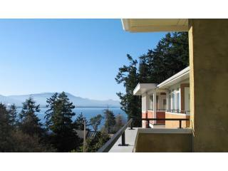 Exclusive 2 Bedroom Oceanview Condominium - Salt Spring Island vacation rentals