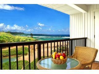 Oceanfront Couples Paradise Kauai Beach Villas G6 - Lihue vacation rentals