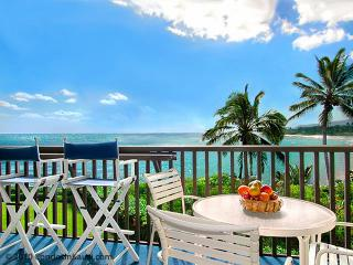 Deluxe Oceanfront Wailua Bay View 204 SPECIALS! - Princeville vacation rentals