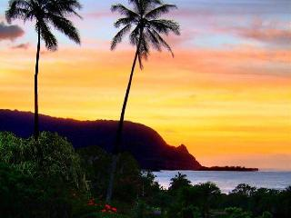 Stunning Waterfall, Mountain, and Ocean Views! - Princeville vacation rentals