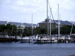 Luxury waterfront corner townhome  on Tampa Bay - Ruskin vacation rentals