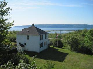 Matheson Farmhouse in Cape Breton, Nova Scotia - Englishtown vacation rentals