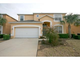 Front Exterior - Beautiful Kirk Manor located in Emerald Island - Kissimmee - rentals