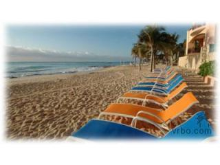 Luna Encantada F-2- Luxury beachfront condo - Playa del Carmen vacation rentals