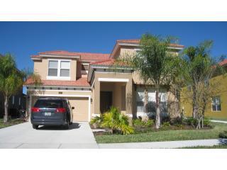 front of house - Luxury Lakeside Bellavida Villa near Disney - Kissimmee - rentals