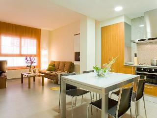 Sants 12 exclusive apts with parking -Fira Place 7 - Vallbona De Les Monges vacation rentals